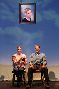JoBeth Williams and Scott Bakula in 'The Quality of Life' by Jane Anderson at the Geffen Playhouse
