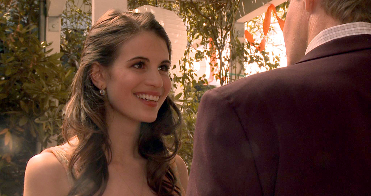 Amelia Rose Blaire in Steve Albrezzi's film, 'Commencement'