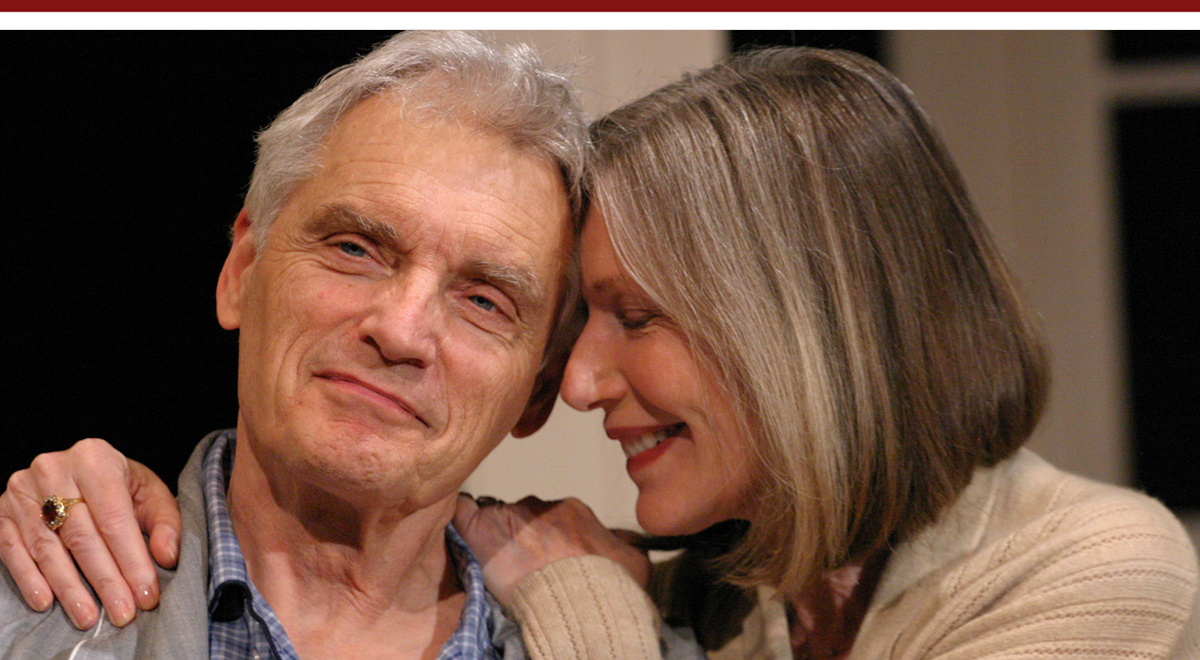 David Selby and Susan Sullivan in A Delicate Balance at the Odyssey Theatre