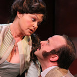 Laura Wernette and Adam J. Smith in 'Cloud 9' at Antaeus Theatre Company