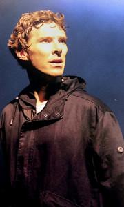 Benedict Cumberbatch in Hamlet