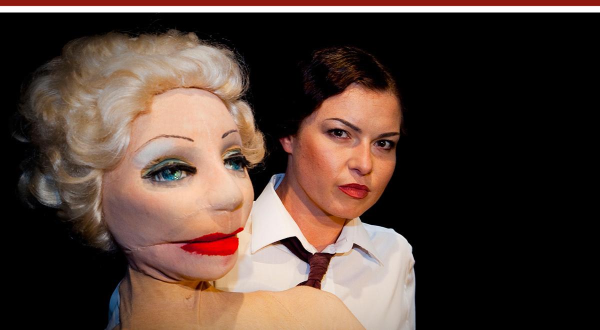 Anna Skubik in Romuald Wieza-Pokojski's 'Broken Nails,' part of 'Dual Citizens' at the Geffen Playhouse