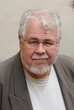 John P. Flynn, Rogue Machine Theatre's Founding Artistic Director. Photo by Ron P. Jaffe