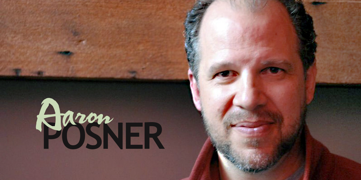 Writer-Director Aaron Posner. Photo by Theater J
