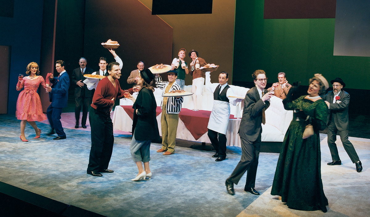 South Coast Repertory's 'The Taming of the Shrew,' directed by Mark Rucker (1996)