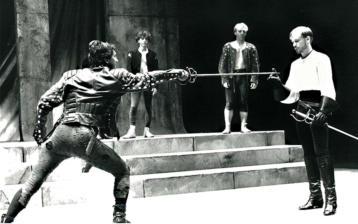 Tony Carreiro and Sheffield Christian_Romeo and Juliet_1989_Ann Parker
