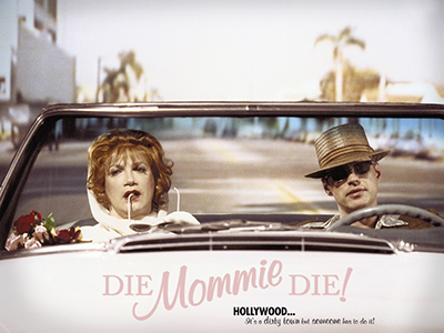 Charles Busch and Jason Priestley in 'Die Mommie Die' (2003)