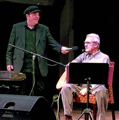 JP Houston and Art Podell