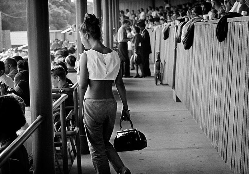 The Monterey Jazz Festival, 1963. © Jim Marshall Photography LLC/Reel Art Press