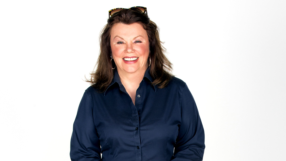 Marsha Mason in a promotional shot by Jim Cox from Old Globe Theatre, 2015