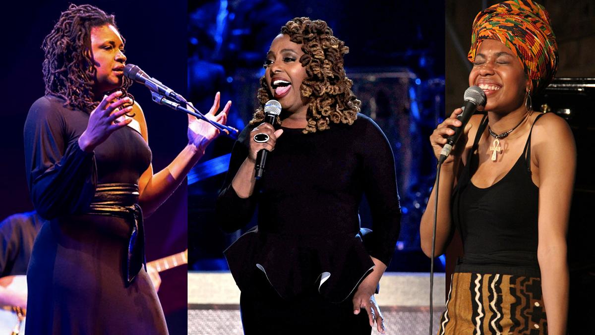 Lizz Wright, Ledisi, and Jazzmeia Horn join Terri Lyne Carrington for November 9 concert at UCLA