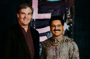 Cristofer Gross and Jose Cruz Gonzalez