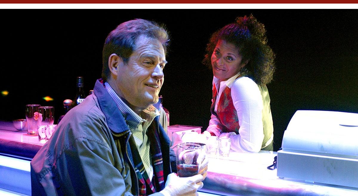 Brian Kerwin and Susan Dalian Patterson in 'Man from Nebraska'