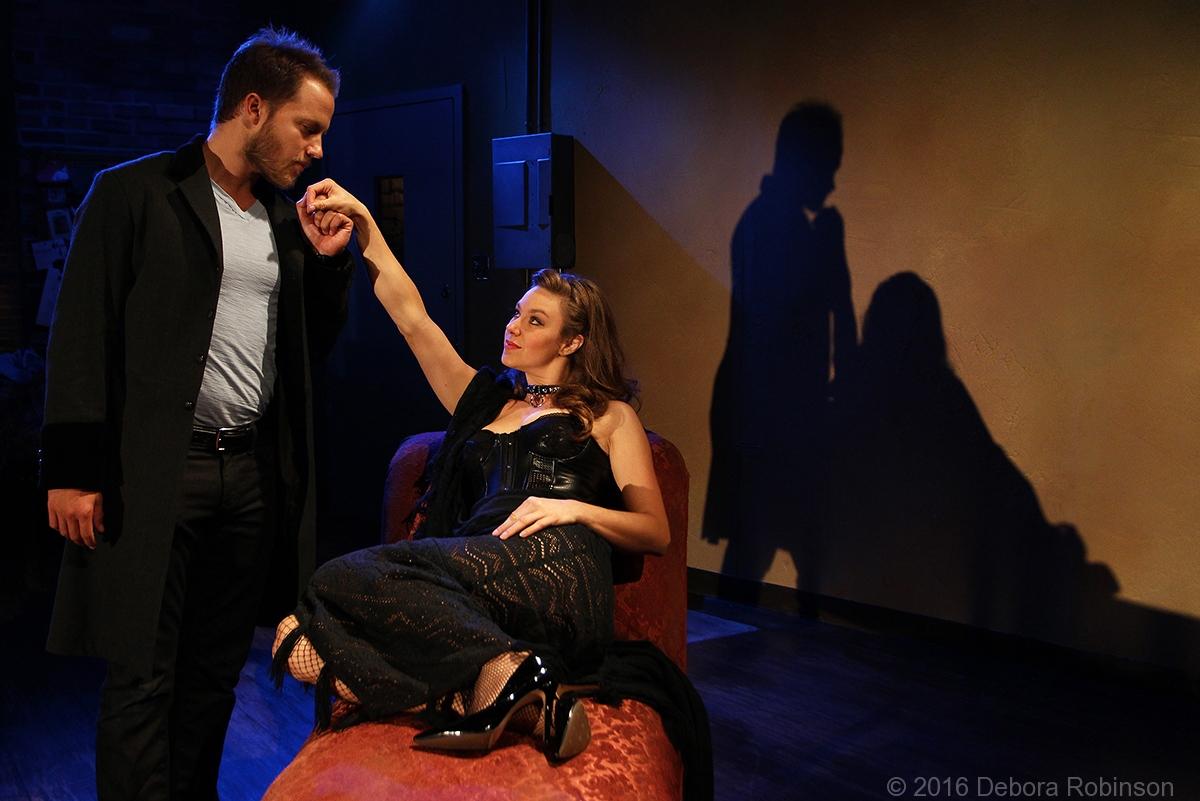 'Venus in Fur' at South Coast Repertory (2014)