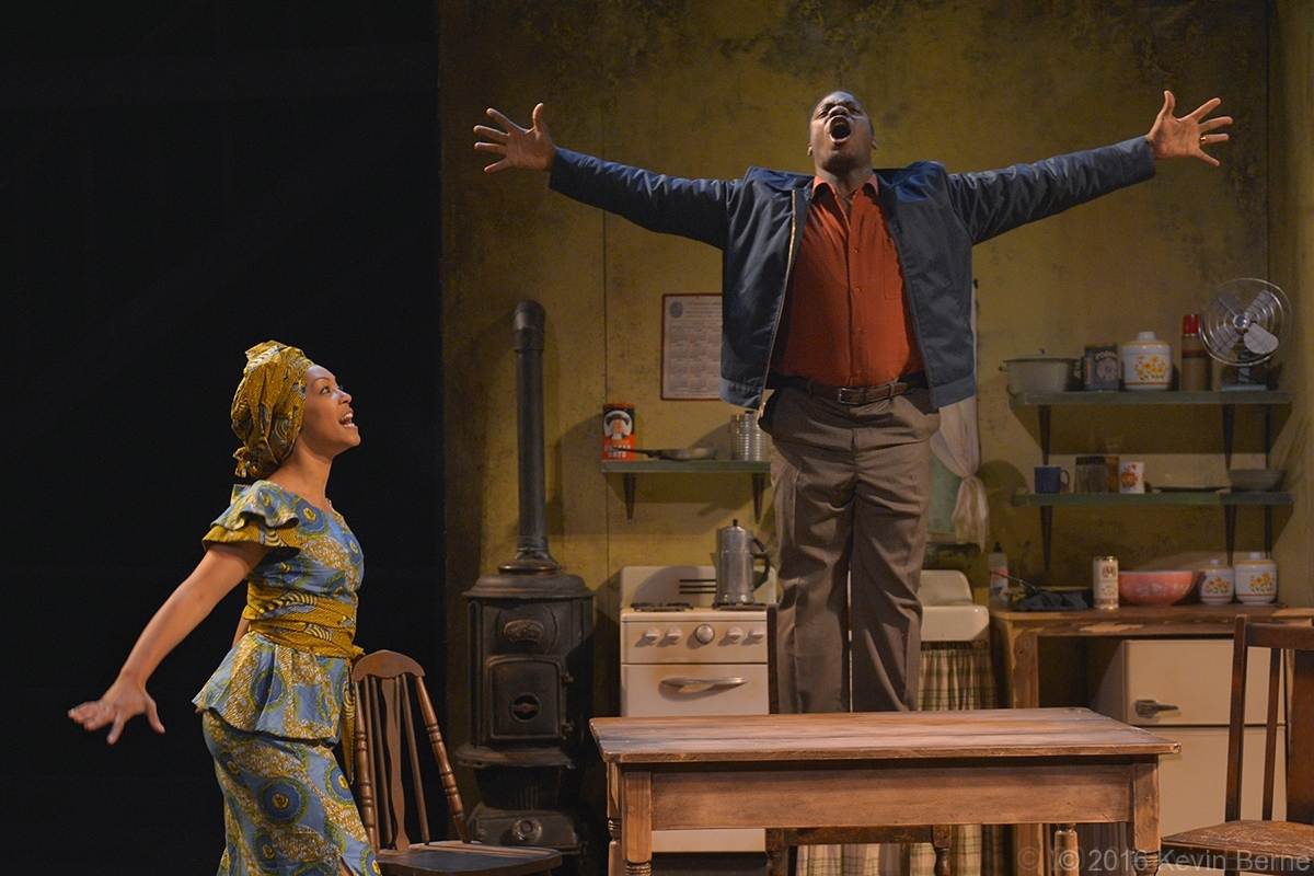 'Raisin in the Sun' at California Shakespeare Theater (2015)