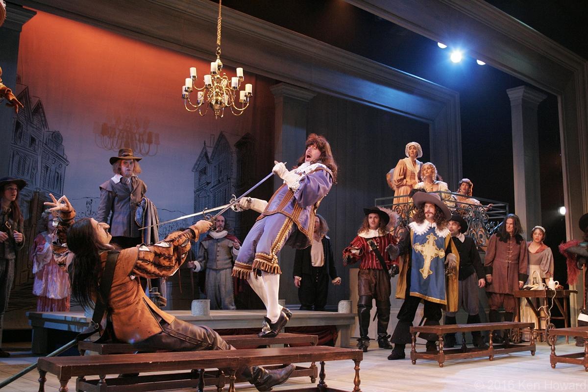'Cyrano' at South Coast Repertory (2004)