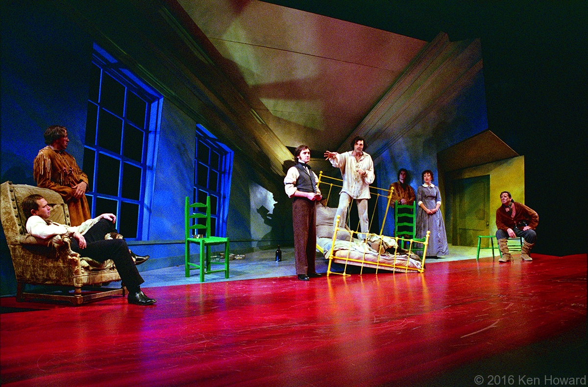 'Hollowlands' at South Coast Repertory (2000)