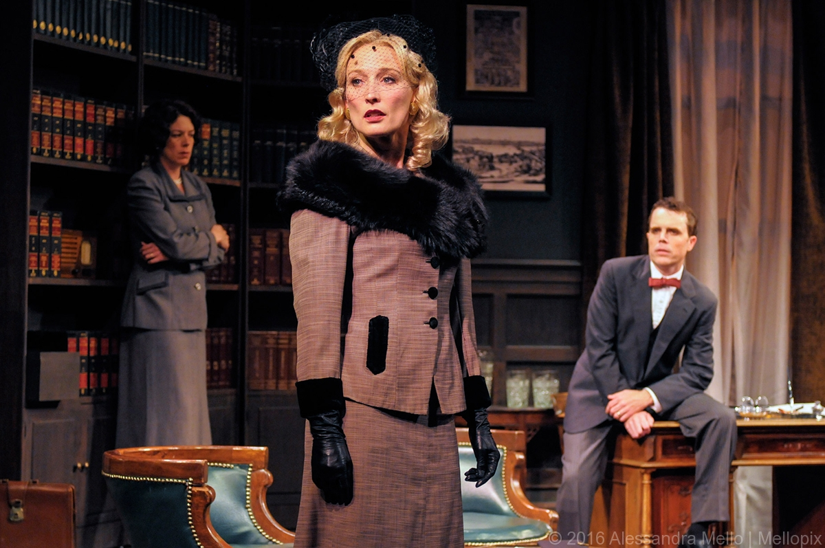 'Witness for the Prosecution' at Center Repertory Theatre (2009)